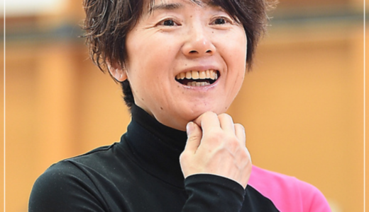 山崎浩子コーチ(新体操)はキスマイ好き!誰担当なの?【衝撃のアノ人に会ってみた!】