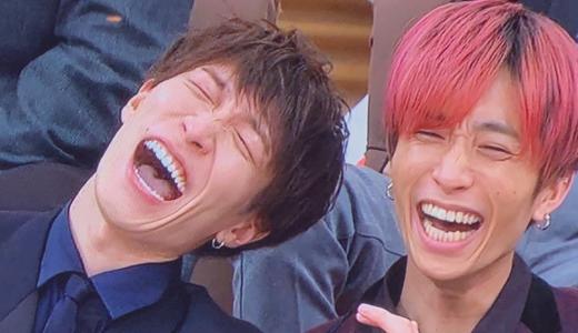 【画像】なべじゅりとは!可愛いエピソードあり!田中樹と渡辺翔太は仲良い?【有吉ゼミ】