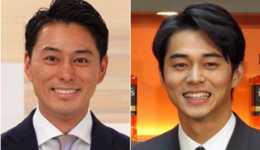 【顔画像比較】木村拓也アナウンサーと東出昌大に似てる?髪型もそっくり!
