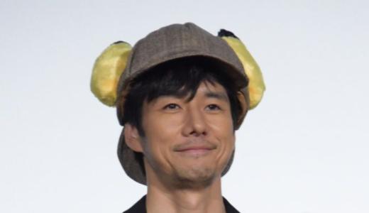 【動画】ピカチュウ役の西島秀俊が可愛い!実写映画吹き替えがおじさんとは思えない!と話題に