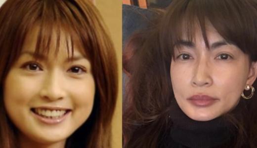 【画像比較】長谷川京子の顔変わった?唇おばけで劣化した?若い頃と現在で検証!