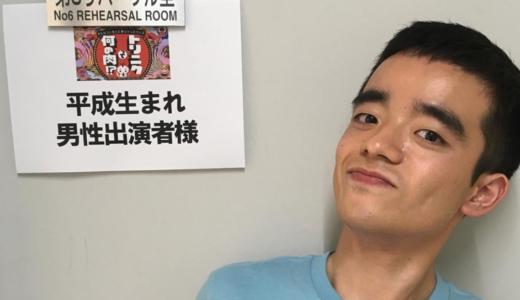 森田舜の年齢・職業は俳優と芸人?何者なの?プロフィールまとめ!