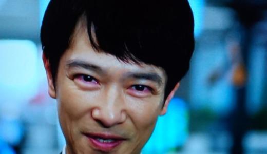 【画像】半沢直樹の目が赤い理由はなぜ?充血してるのはメイクが原因?