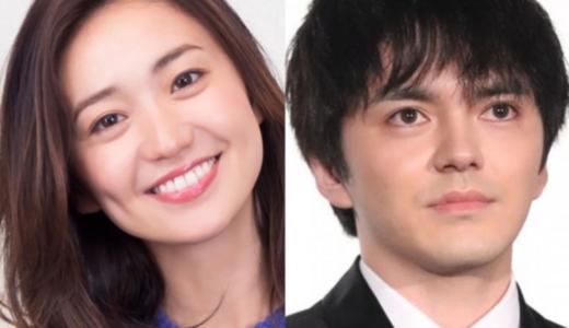 【画像】大島優子と林遣都が似てる!そっくりと話題に!【顔比較】